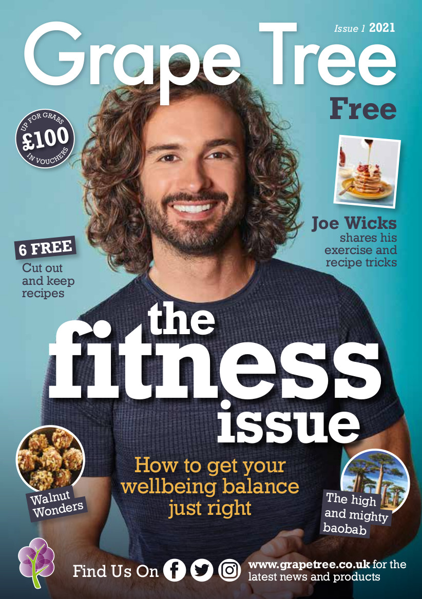 Grape Tree Magazine Issue 1 2021