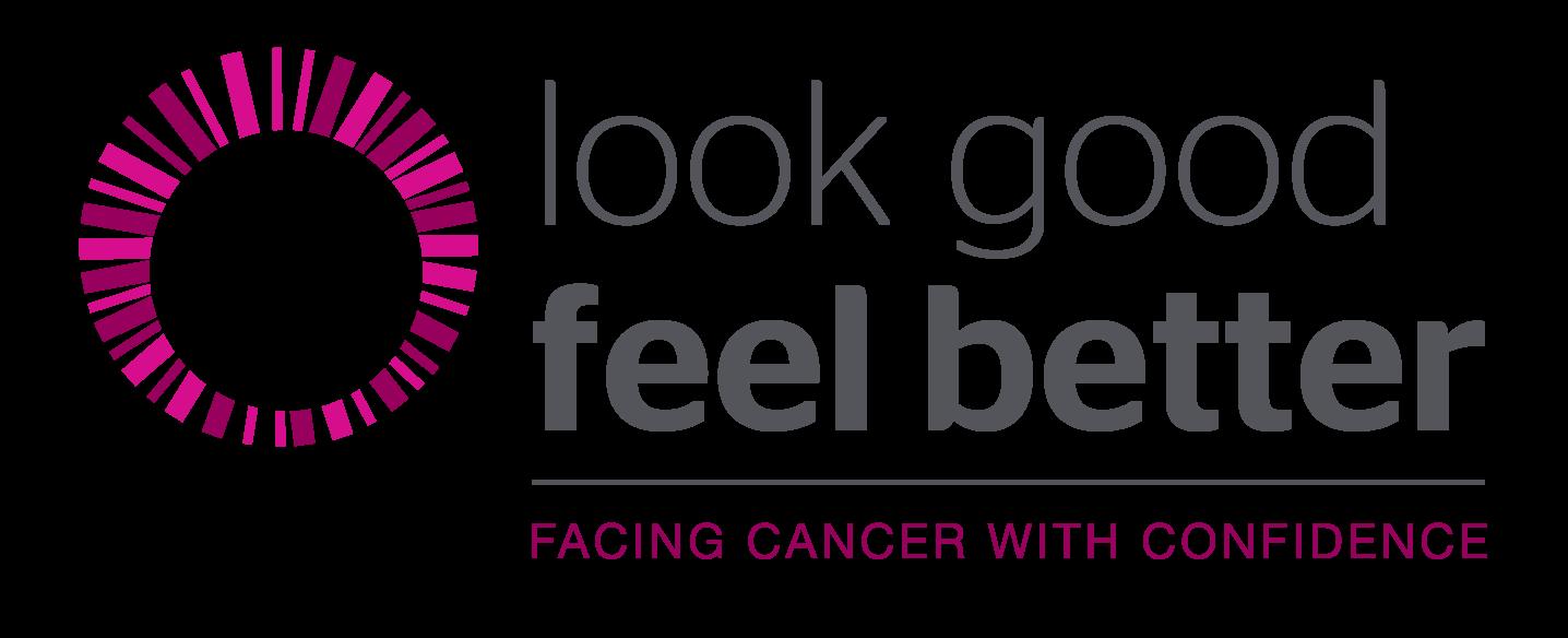 Look Good Feel Better Stacked Logo