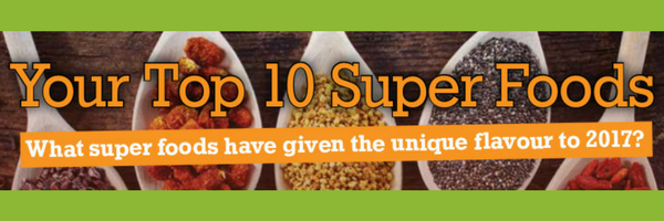 Your Top 10 Superfoods
