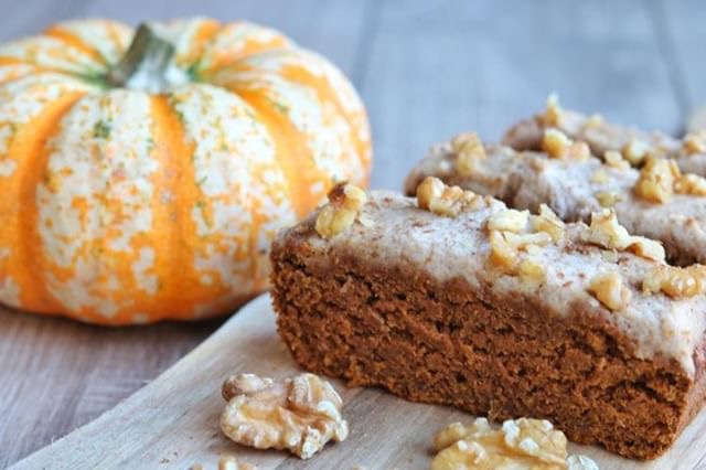 Pumpkin Spiced Cake