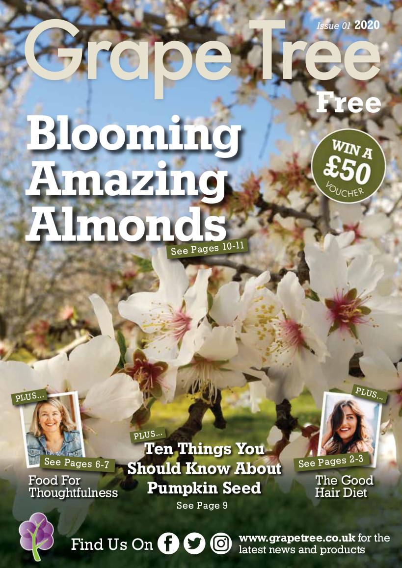 Grape Tree Magazine Issue 1 2020