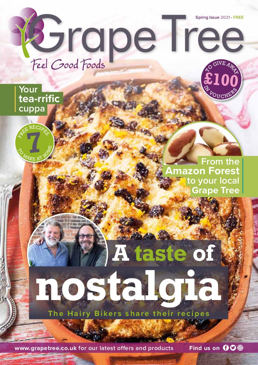 Grape Tree Magazine Spring Issue 2021