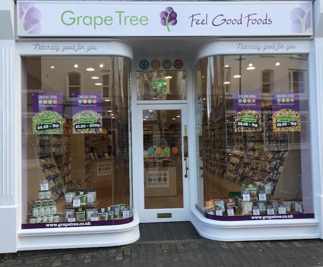 Grape Tree Alton