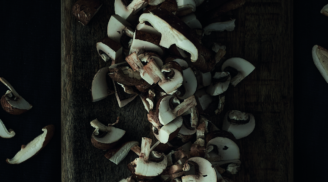 Shiitake mushrooms are a great source of Vitamin D