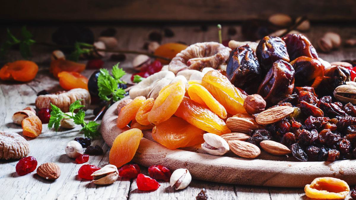 Put a New Face on 5 a Day with Dried Fruit