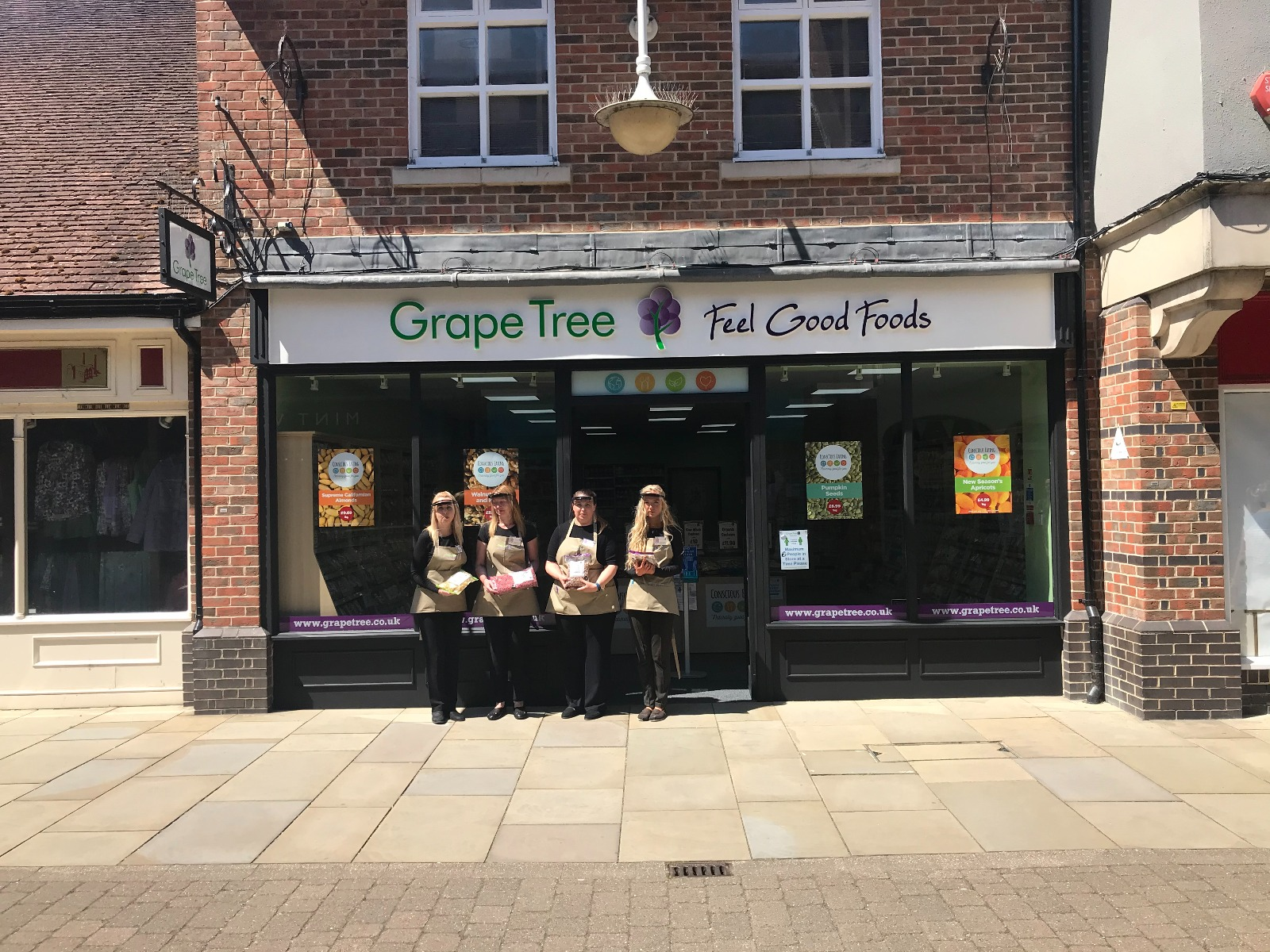Grape Tree Petersfield