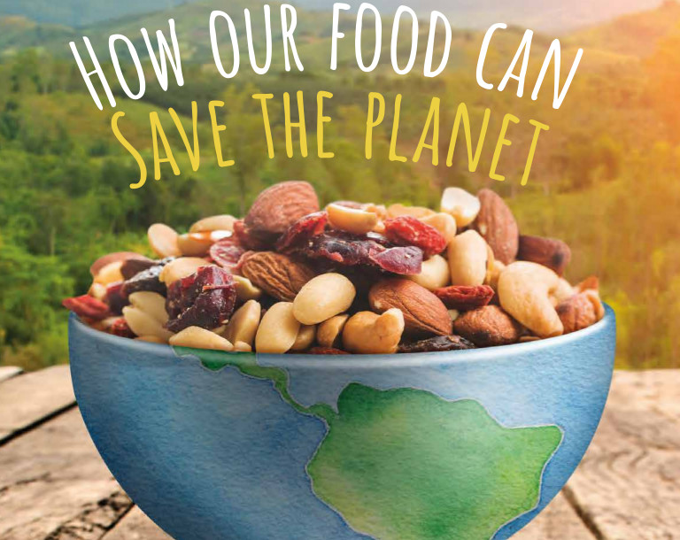 How our food can save the planet