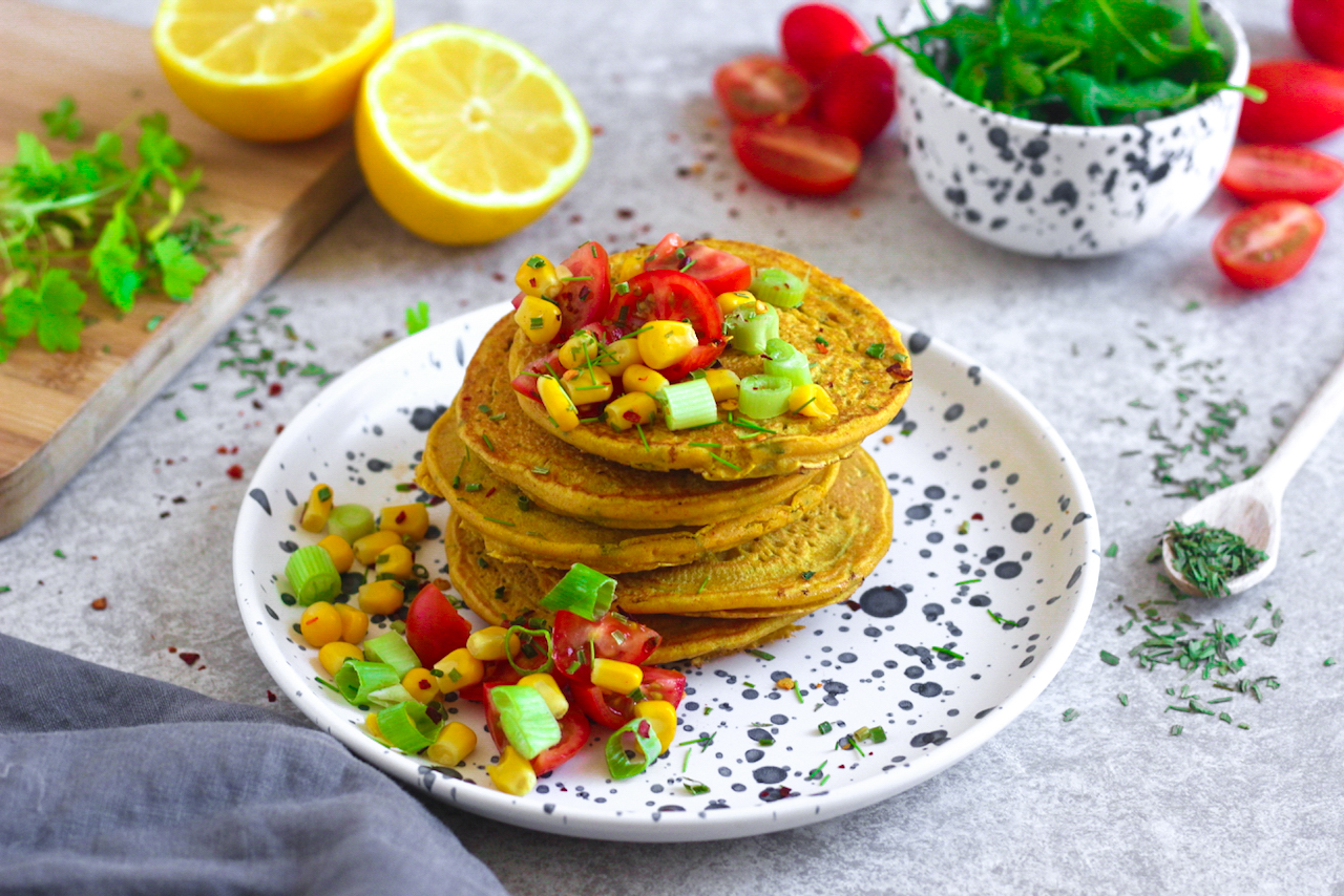 Pancakes Spiced