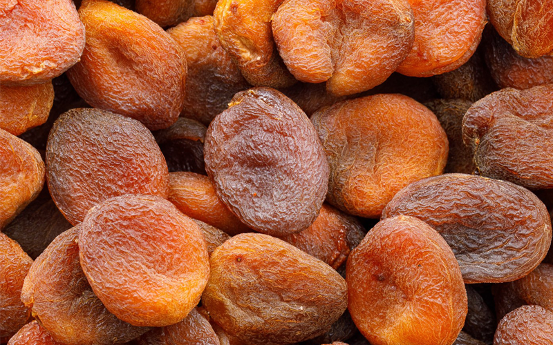 The Nutritional Value Of Dried Apricots