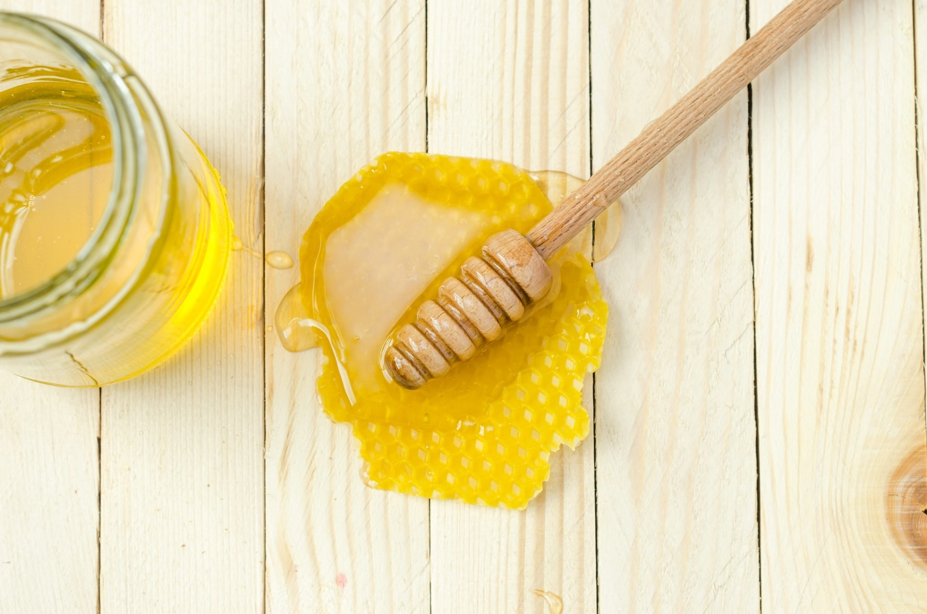 Honey is the Best Cold Cure