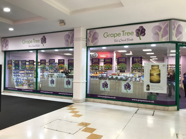Grape Tree Swindon