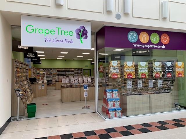 Grape Tree Kings Lynn