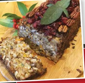 Grape Tree Nut Roast